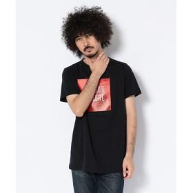 【30%OFF】 ロイヤルフラッシュ MAISON HONORE/メゾンオノレ/ 「Romuald」 TEE メンズ BLACK XL 【RoyalFlash】 【セール開催中】