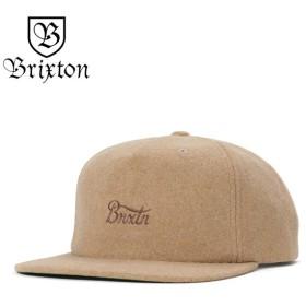 ブリクストン キャップ 帽子 スナップバック STITH MP カーキ BRIXTON メンズ