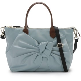 LANVIN en Bleu(BAG) LANVIN en Bleu シャルロット 2WAYショルダーバッグ ショルダーバッグ,ダスティー
