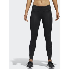 adidas women's Snova リフレクトロングタイツW ランニング・トレーニングウェア,ブラック