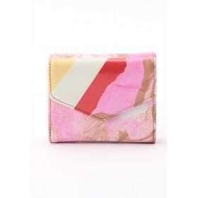 IEye's I Eye's Creamy 3つ折り財布 財布,ピンク