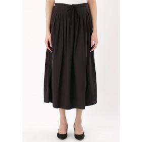 pas de calais パドカレ/ビエラスカート ひざ丈スカート,ブラック