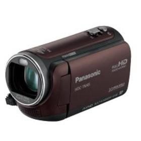 Panasonic デジタルハイビジョンビデオカメラ TM45 内蔵メモリー32GB ショコラブラウン HDC-TM45-T 中古 良品