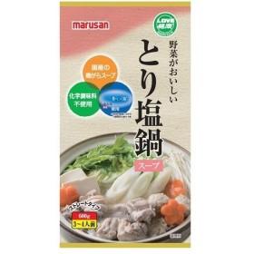 マルサン 野菜がおいしいとり塩鍋スープ ( 600g )/ マルサン