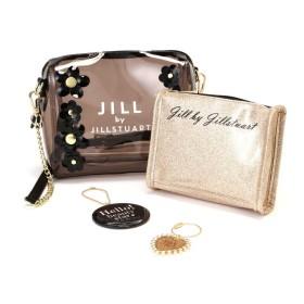 【公式/JILL by JILLSTUART】ジルバイジルスチュアートギフトセット/女性/ポーチ・財布/ブラック/サイズ:FR/