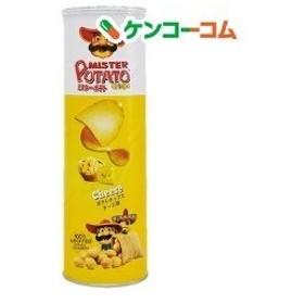 ミスターポテト ポテトチップス チーズ味 ( 160g )/ ミスターポテト