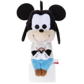 ディズニーキャラクター ちょっこりさん ミッキーマウスクラブ グーフィー ぬいぐるみ ( 1コ入 )