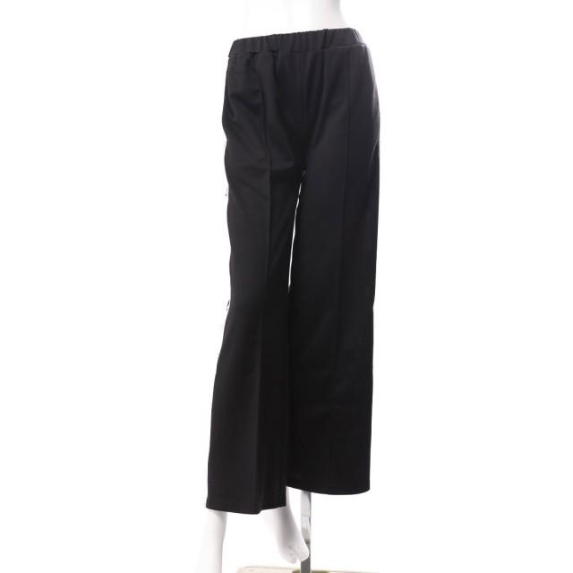 サマンサベガ バービーコラボロゴラインパンツ ブラック