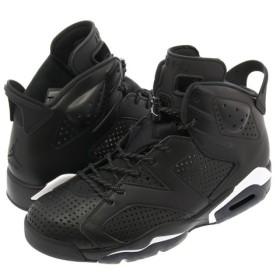NIKE AIR JORDAN 6 RETRO 【BLACK CAT】 ナイキ エア ジョーダン 6 レトロ BLACK/WHITE/BLACK