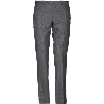《期間限定セール開催中!》PT01 メンズ パンツ ブラック 54 ウール 80% / コットン 18% / ポリウレタン 2%