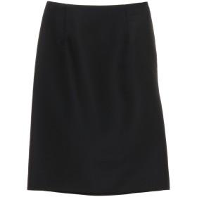 DRESSEDUNDRESSED ペンシルスカート ひざ丈スカート,BLACK