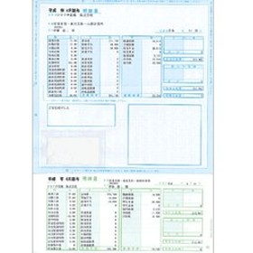ソリマチ 給与・賞与明細書 封筒型 100枚入