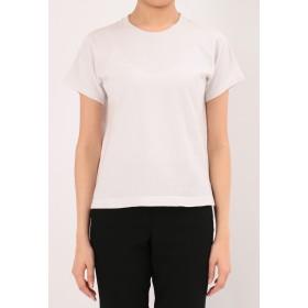 FilMelange ヘレナ半袖Tシャツ Tシャツ・カットソー,ホワイト