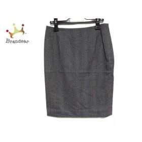 アクリス AKRIS スカート サイズ6 M レディース 美品 グレー        値下げ 20191008