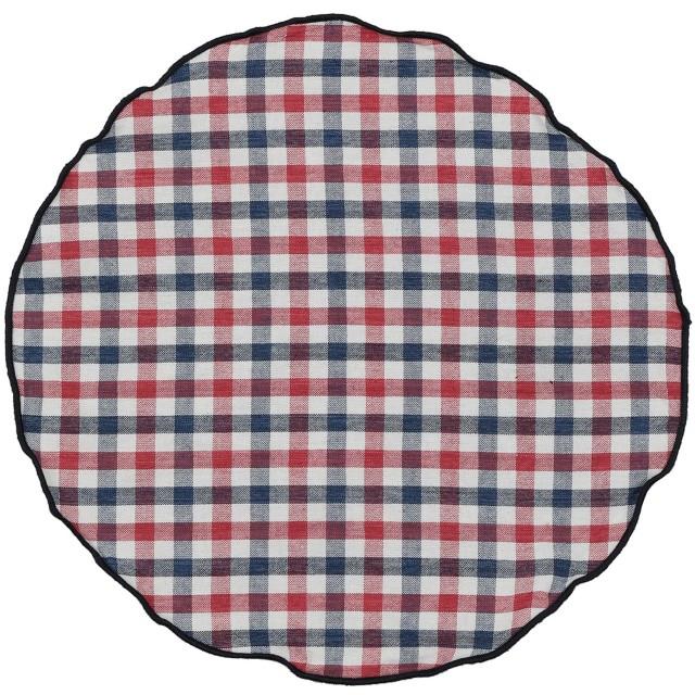 《期間限定 セール開催中》ALEXANDER OLCH New York メンズ スカーフ レッド 紡績繊維