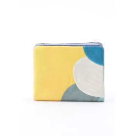 IEye's I Eye's Paint 袋縫い2つ折り財布 財布,イエロー