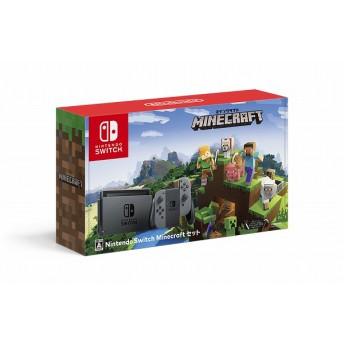 【お一人様1点限り】Nintendo Switch Minecraftセット