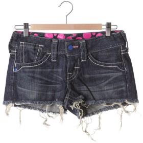 リーバイス Levi's atmos Denim Short Pants atmos girls別注(INDIGO)