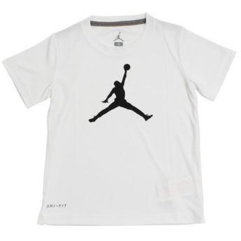 ナイキ(NIKE) 【オンライン限定特価】HJ Tシャツドライフィット ボーイズ WHT 854293-001※商品スペック要確認 (Jr)