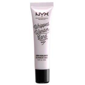 数量限定NYX Professional Makeup(ニックス) ホイップワンダーランド リキッド ハイライター 01カラー・フライトオブザフェアリー