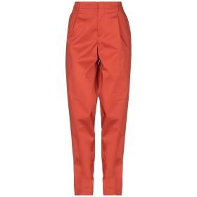 《セール開催中》BERWICH レディース パンツ 赤茶色 40 コットン 97% / ポリウレタン 3%