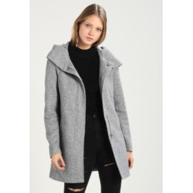 Vero Moda コート ウールコート レディース【 VMVERODONA - Classic coat - light grey melange】light grey melange