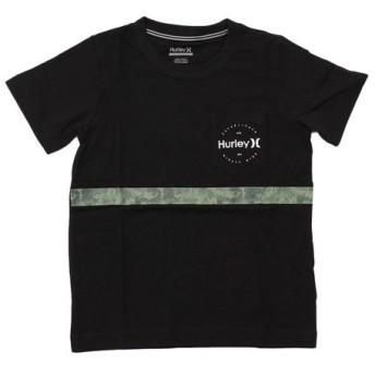 ハーレー(HURLEY) 【オンライン特価】ボーイズ 半袖Tシャツ 882895-023※商品スペック要確認 (Jr)