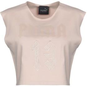 《期間限定 セール開催中》FENTY PUMA by RIHANNA レディース スウェットシャツ ローズピンク XS コットン 78% / ポリエステル 17% / ポリウレタン 5%