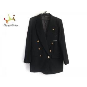 バレンザポー VALENZA PO ジャケット サイズ38 M レディース 黒 ラインストーン         スペシャル特価 20190806【人気】