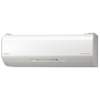 日立10畳向け 自動お掃除付き 冷暖房インバーターエアコンKuaL ステンレス・クリーン 白くまくんスターホワイトRASJT28JE7WS