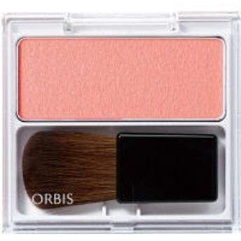 ORBIS(オルビス) ナチュラルフィットチーク (ケース入り、ブラシ1本付) ライトピンク