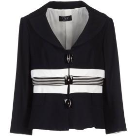 《セール開催中》CLIPS レディース テーラードジャケット ブラック 48 アセテート 50% / レーヨン 50%