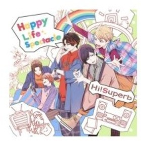 Hi!Superb / Happy Life Spectacle 国内盤 〔CD Maxi〕