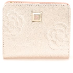 CLATHAS CLATHAS クレイサス マリーゴールド 二つ折り財布 財布,ピンク