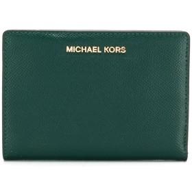 Michael Michael Kors Jet Set 財布 - グリーン