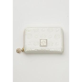 CLATHAS CLATHAS クレイサス ベティー コイン&カードケース コインケース/札入れ,ホワイト