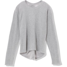 TODAYFUL Back Twist Thermal Tシャツ・カットソー,グレー