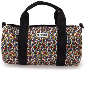 OUTDOOR PRODUCTS DUFFLE ボストンバッグ,RED MOSAIC