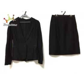 ノーリーズ NOLLEY'S スカートスーツ サイズ36 S レディース 黒     スペシャル特価 20190528