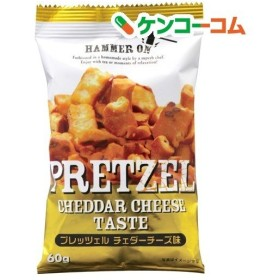 プレッツェル チェダーチーズ味 ( 60g )