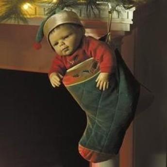 リー・ミドルトンLee Middleton Dolls 2151 Baby Noel M