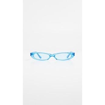サングラス ステートメントサングラス レディース【Roberi & Fraud Frances Sunglasses】Blue