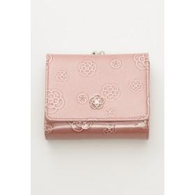 CLATHAS CLATHAS クレイサス アルゴ 口金2つ折り財布 財布,ピンク