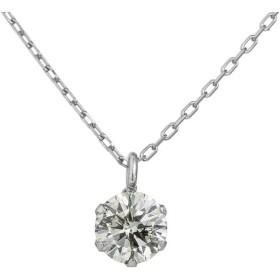 ダイアモンド ペンダントネックレス 0.20pt Pt900 アクセサリー 婚約 一粒石 一粒 誕生石 プレゼント 記念日 贈り物 代引不可