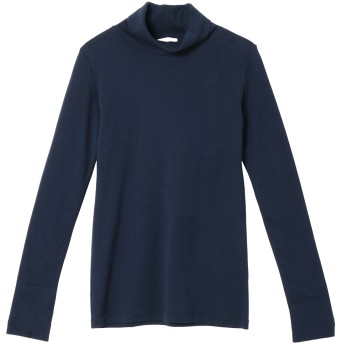 a mong gout シュクレフライスタートル Tシャツ・カットソー,ネイビー