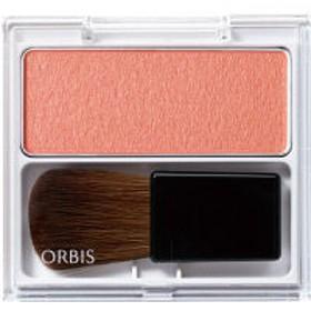 ORBIS(オルビス) ナチュラルフィットチーク (ケース入り、ブラシ1本付) ソフトレッド