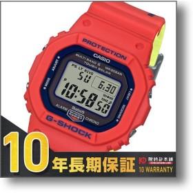 G-SHOCK Gショック カシオ CASIO 神戸市消防局 救助隊50周年 コラボモデル  メンズ 腕時計 GW-B5600FB-4JR