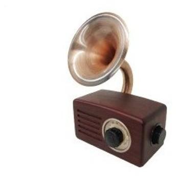 AIWA ブルートゥーススピーカー SB−FH20 ブラウンウッド [Bluetooth対応]