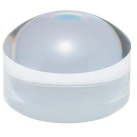 ds-2116712 (まとめ) 共栄プラスチック ドーム型ブロックルーペクリア BDL-1500 1個 【×5セット】 (ds2116712)