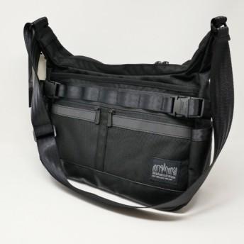 Manhattan Portage BLACK LABEL /マンハッタンポーテージブラックレーベル HAMPTONS SHOULDER BAG MP6060BL ブラック ショルダーバッグ